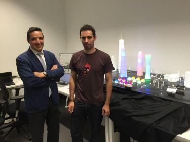 "Dr. Tiago Pinto awarded ""Marie Sklodowska Curie Individual Fellowship"" to join BISITE"