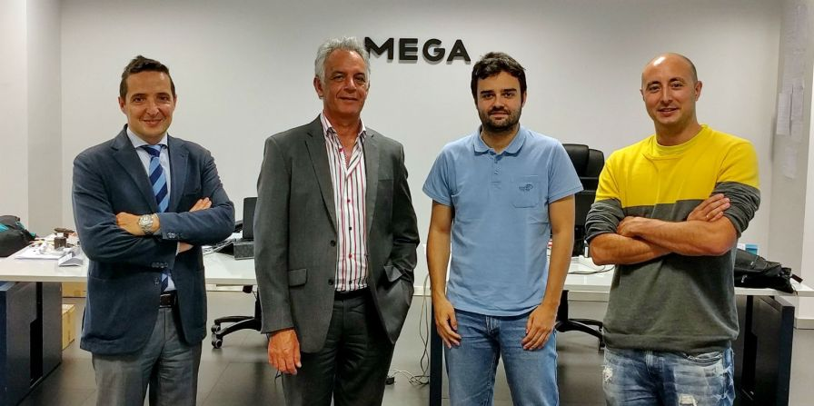 Multinational website MEGA settles into the Science Park